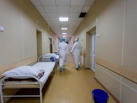 Томская больница скорой помощи прекратила работать как респираторный госпиталь