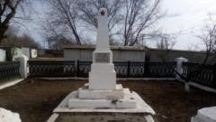 В Астрахани вновь испортили памятник воинам 11 Армии