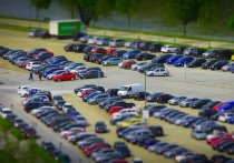 Новая парковка появится между парком Кирова и зоопарком в Ижевске