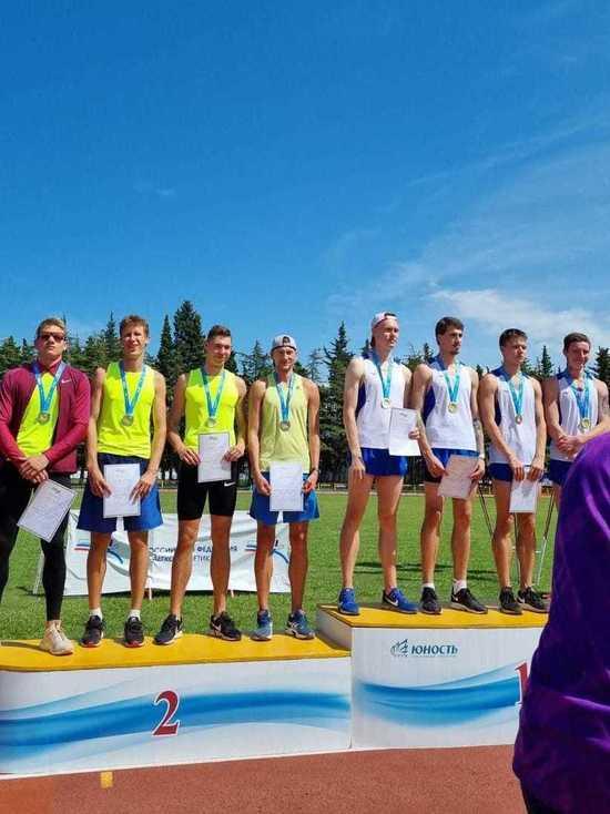 Нижегородцы завоевали три медали на чемпионате и первенстве России по эстафетному бегу