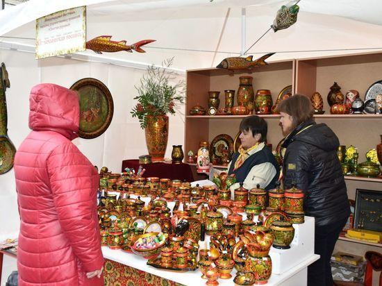 Фестиваль «Золотая хохлома» прошел в Семенове