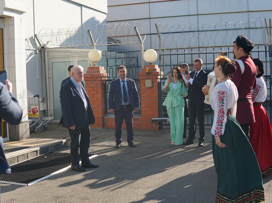 В Краснодаре прошла пресс-конференция Сергея Миронова