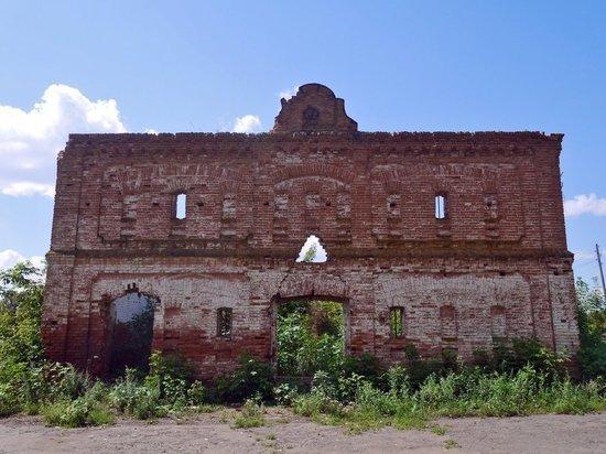 В Курской области займутся восстановлением усадьбы шахматиста Александра Алехина
