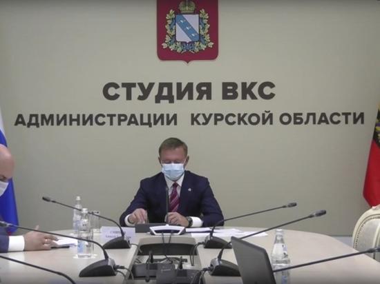 Губернатор Курской области возмутился воровством флагов и мусором на дорогах