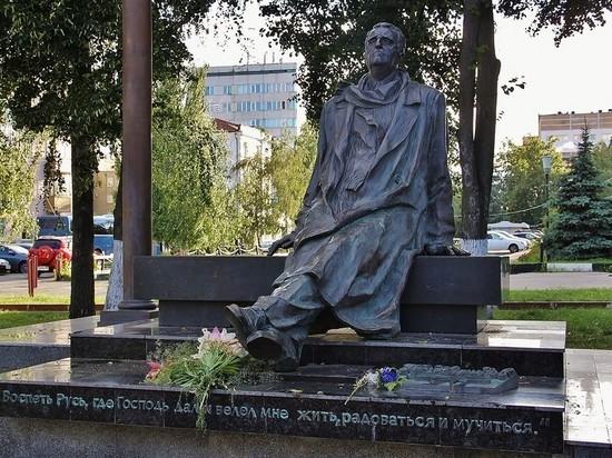 Курское правительство выделило 672 тыс. рублей на ремонт памятника композитору Свиридову