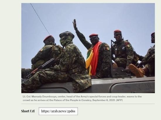 Стали известны подробности о лидере гвинейского переворота: закаленный в боях легионер