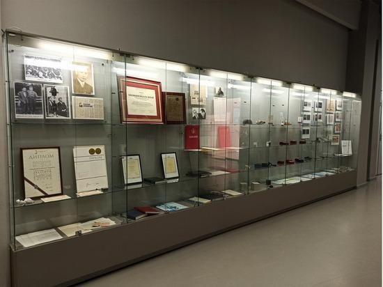 В Якутске открылась выставка о выдающихся ученых республики