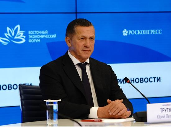 Юрий Трутнев отметил опорные точки развития Якутии и ДФО