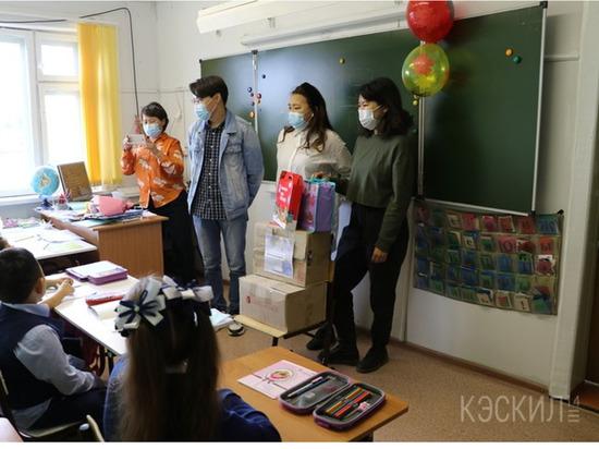 В Якутии провели благотворительную акцию «Добрый портфель»
