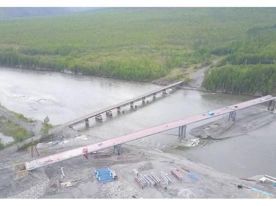 В Усть-Майском районе Якутии введут новый мост