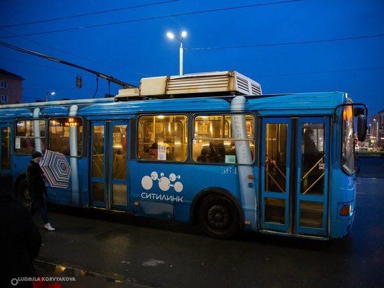 """33 троллейбуса: """"Городской транспорт"""" отчитался о росте выручки в Петрозаводске"""