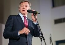 Пушков назвал заявления Украины о Крыме «пропагандистским трюком»