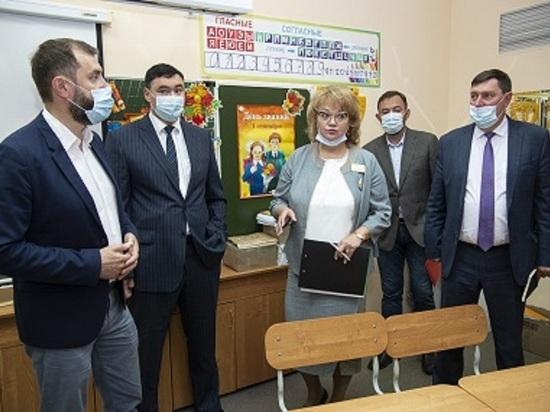 Депутаты проконтролировали готовность школ к учебному году