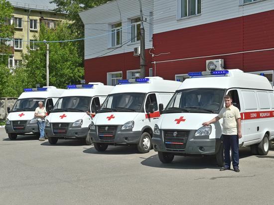 Правительство России закупит 30 автомобилей для медорганизаций края