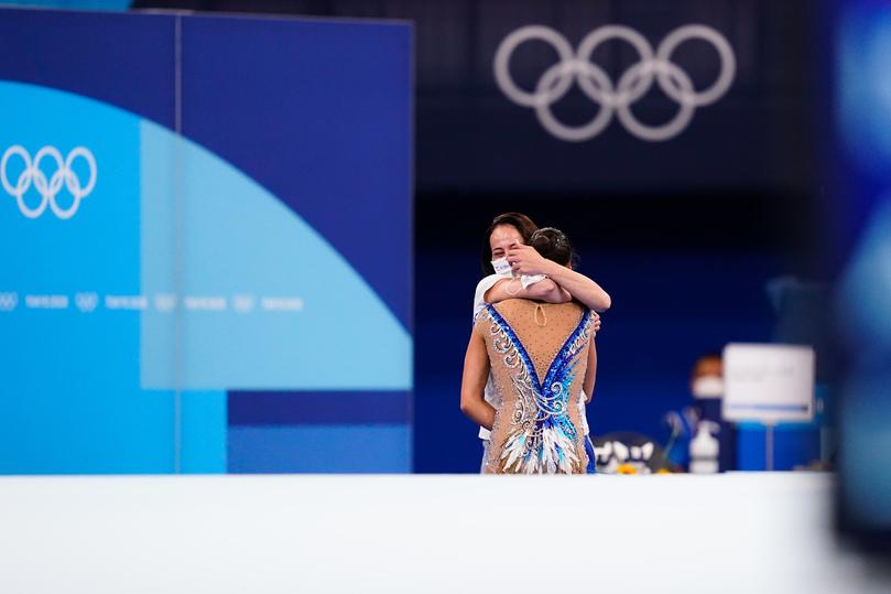 """Тренер Линой Ашрам: """"Если она захочет, то выиграет медаль и на следующей Олимпиаде"""""""