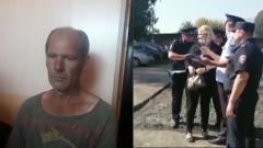 Полиция показала на видео поиски убийцы кузбасских школьниц