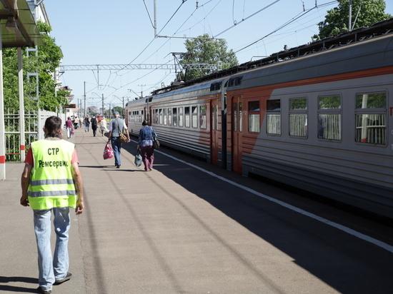 Расписание петербургских электричек изменится с 17 сентября