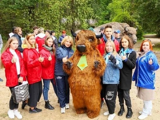 Серпухов присоединился к экологическому марафону
