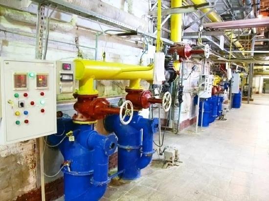 Система теплоснабжения в Серпухове активно обновляется