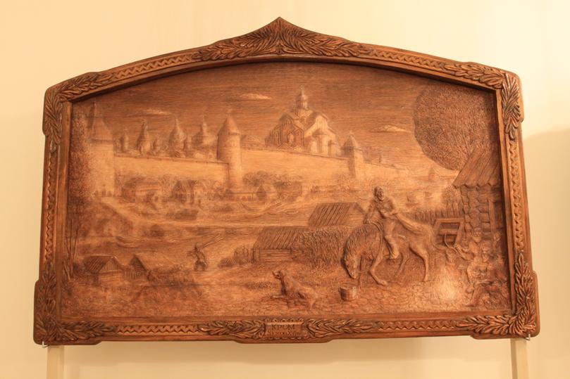 В Пскове открылась выставка уникальных работ из дерева «Средневековый Псков» , фото-2