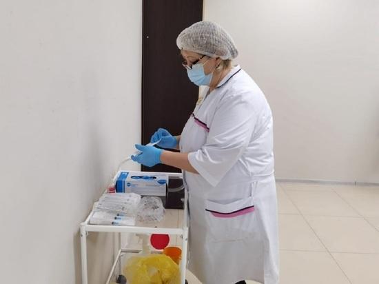 Вакцинация от гриппа стартовала в Серпухове