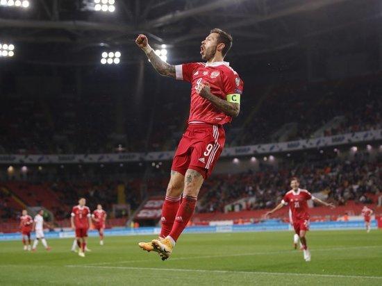 Россия обыграла Мальту: онлайн-трансляция отборочного матча ЧМ-2022