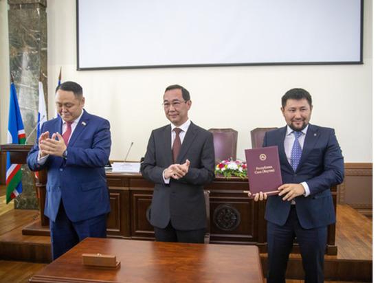 Айсен Николаев подписал указ о развитии Якутска