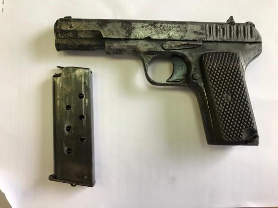 Жителя Благодарного задержали за незаконный сбыт оружия