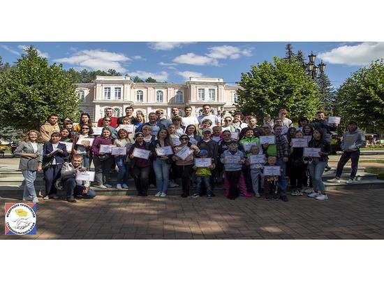 В Кисловодске прошел исторический квест