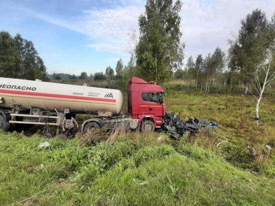 ДТП с двумя погибшими в Томской области: разыскиваются свидетели