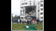 Опубликованы кадры последствий взрыва жилого дома в Ногинске