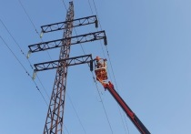 Энергетики «Россети Кубань» повысили надежность участка воздушной линии электропередачи в Майкопском районе