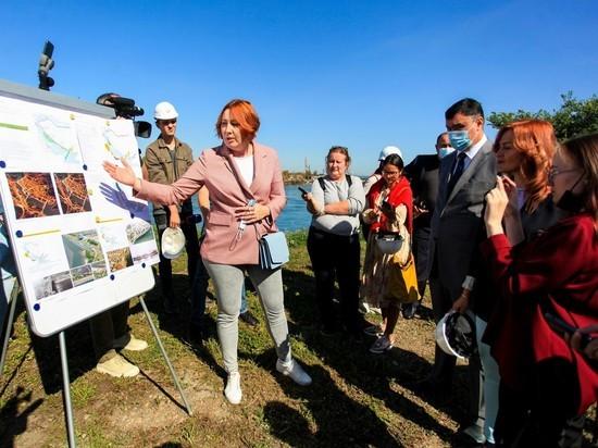 Ввод Курбатовских бань в эксплуатацию анонсирован на 2022 год