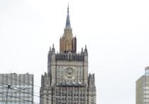 РФ заявила протест Эстонии из-за отказа в визе российскому дипломату