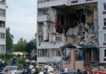 Воробьев: дом в Ногинске может частично обрушиться после взрыва газа