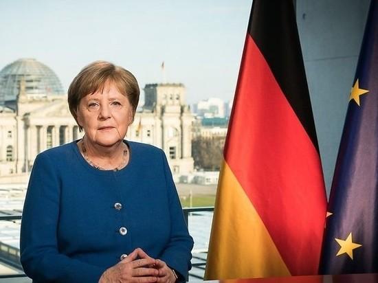 Германия: Меркель вмешалась в предвыборную кампанию