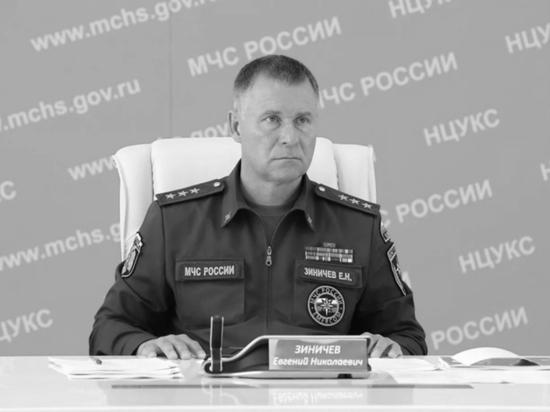 Министр погиб в результате несчастного случая в Красноярском крае