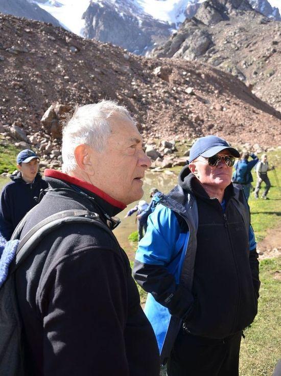Легендарный альпинист Ерванд Ильинский: жизнь как достижение вершин