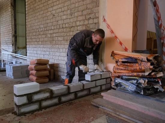 В северном районе Астраханской области отремонтируют больницу