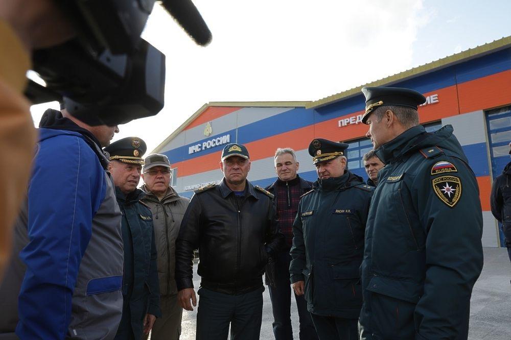 Опубликованы последние фото главы МЧС Евгения Зиничева перед гибелью