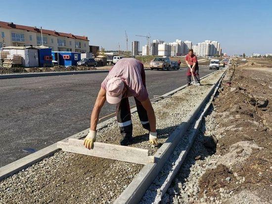Продолжение бульвара Строителей в Кемерове откроют в октябре