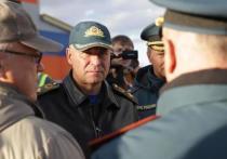 Губернатор Кубани выразил соболезнования в связи со смертью главы МЧС