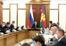 На 2021 год общий объём финансирования нацпроектов на Кубани увеличен до 50,3 миллиарда рублей