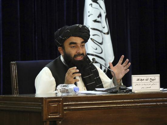 Большую часть правительства талибов составили муллы