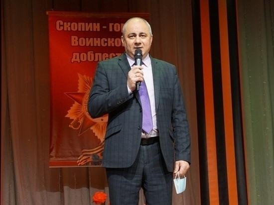 На главу администрации Скопина Олега Асеева завели уголовное дело