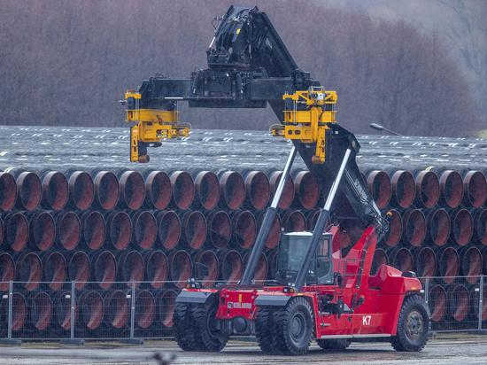 Начала поставок по «Северному Потоку-2» для Европы будет недостаточно