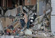 Тело девочки достали из-под завалов дома в Ногинске