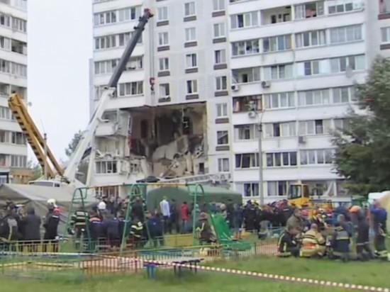 Опознаны трое погибших при взрыве в Ногинске: подросток, пенсионерка, спасатель