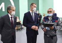 Михаил Дегтярев заявил о дальнейшем развитии системы СПО