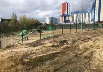 Первая площадка для выгула собак откроется в Салехарде